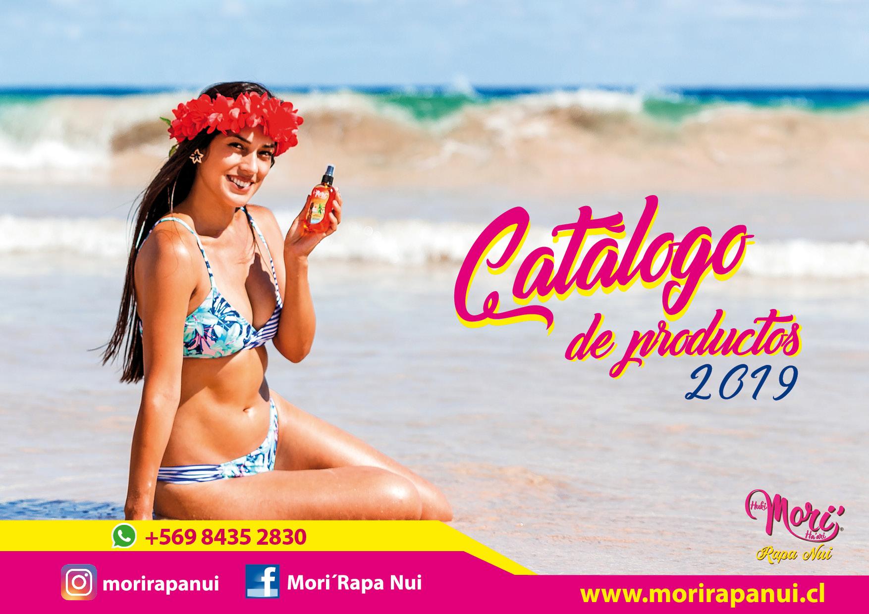Mori Rapa Nui - Catalogo 2019 - 01