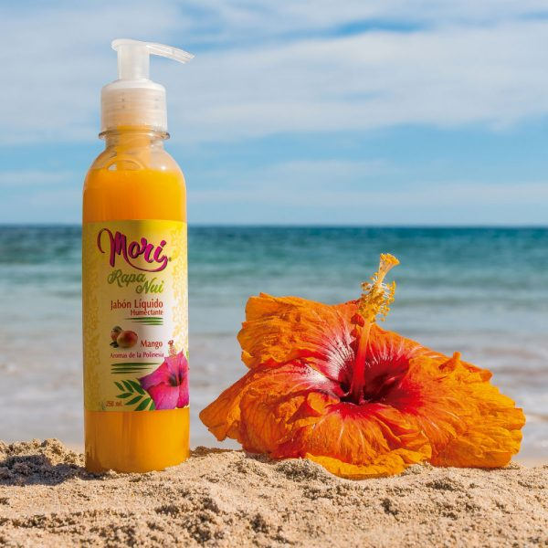 Morí Rapa Nui - Producto Jabón Liquido - Mango